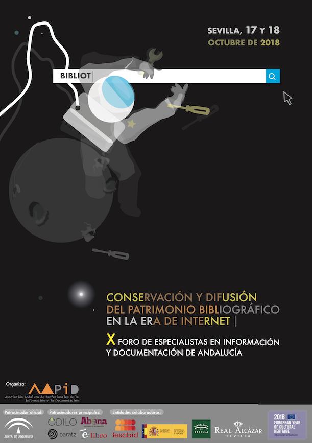 AAPID 2018 – X Foro de Especialistas en Información y Documentación de Andalucía